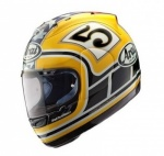 Arai Chaser-X Edwards Legend Replica - Yellow