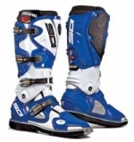 Sidi Crossfire MX Boots Blue