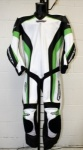 SCOTT 1pc Suit Green  white