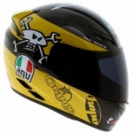 AGV K3 Guy Martin Replica - Yellow