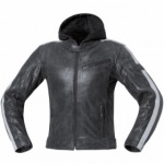 Held Madison Leather jacket - Blk&Grey