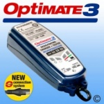 NEW Optimate 3 Battery Charger-Maintainer