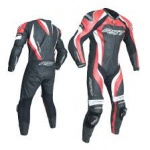 RST Tractech Evo 3 CE One Piece Leather Suit - Red