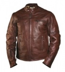 Roland Sands  Ronin Tobacco Leather Jacket