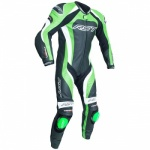 RST Tractech Evo 3 CE One Piece Leather Suit - Green