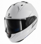 Shark Evo-One Blank Helmet - White