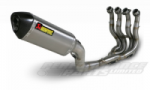 Akrapovic Complete Race System - Titanium E-Marked Silencer GSXR 600 2011 Requires Fuel Enrichment