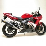 Yamaha R6 Leovince Factory Evo 2 Carbon Can