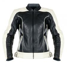 RST Ladies Trinity Jacket Black Ivory