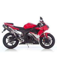 Yamaha R6 03/05 Leovince Hi Level Factory Evo 2 Carbon Can