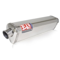 Yamaha R1 98-01 Yoshimura Tri Oval Stainless Slip On Can