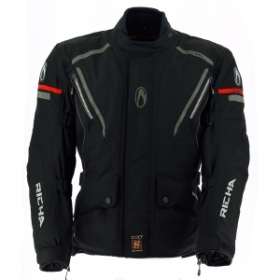 Richa Cyclone GTX Jacket - Black