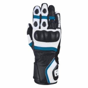 Oxford RP-5 Women's Glove White Black & Blue