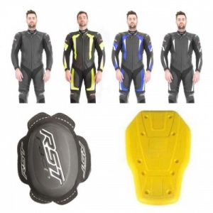 RST R-18 Add ons - Optional Back Protector Insert & Knee Sliders
