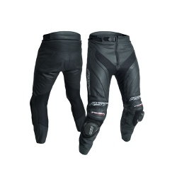 RST Tractech Evo 3 CE Leather Jeans - Black