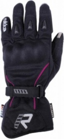 Rukka Suki Ladies Glove - Black/Pink
