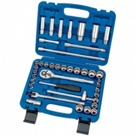 Draper Expert 40 Piece 3/8 Metric/AF Socket Set