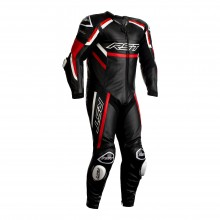 RST TRACTECH EVO R CE MENS LEATHER SUIT - BLACK / RED / WHITE