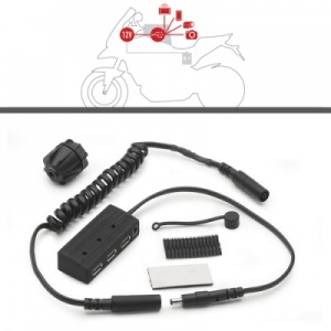 Givi S111 Universal Power Supply Kit for Tank Bags