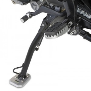 Givi ES2119 Yamaha XTZ1200 14-17 Alloy stand support plate.