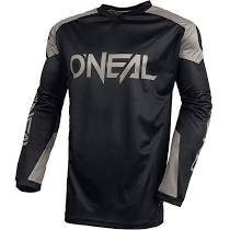 ONeal Matrix Racewear Black Grey Jersey