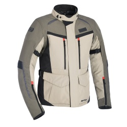 Oxford Continental Advanced Jacket Tech Grey