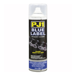 PJ1 Blue Label Chain Lube 500 ML Twin Pack