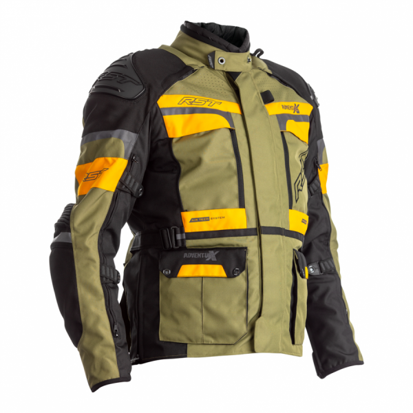 RST PRO SERIES ADVENTURE-X CE MENS TEXTILE JACKET