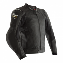 RST IOM TT GRANDSTAND CE MENS LEATHER JACKET