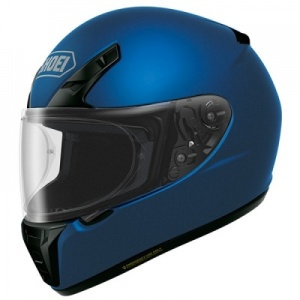 Shoei RYD Plain Matt - Blue Metallic