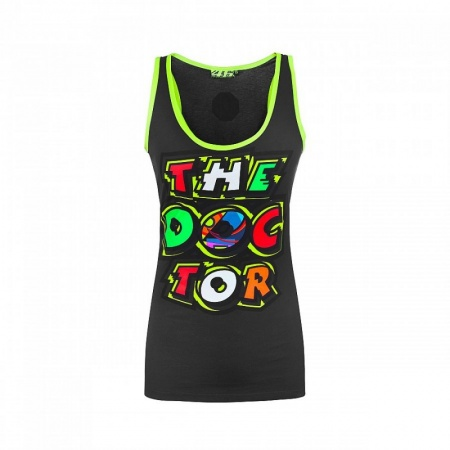WOMAN THE DOCTOR TANK TOP