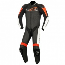 Alpinestars Challenger V2 Leather Suit Black, White and Red