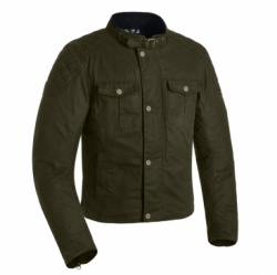 Oxford Holwell 1.0 Jacket Green