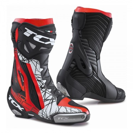 TCX RT-RACE PRO AIR BLK/RED/WHT