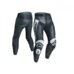 RST Tractech Evo R CE Leather Jeans - Black/White