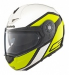Schuberth C3 Pro Observer - Yellow/White