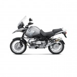 Akrapovic BMW R1150 GS/Adventure 2001-05 Slip-On Titanium