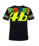 VR46 Stripes 46 T-Shirt