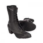 Bering Lady Morgane  Black CE Approved WP Motorcycle Boots
