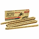 D.I.D 520 ERV3 X-Ring Race Chain supplied with two Rivet Links