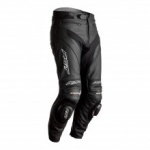 RST TRACTECH EVO 4 CE MENS LEATHER JEAN - BLACK/BLACK