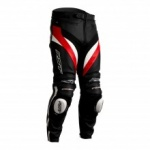 RST TRACTECH EVO 4 CE MENS LEATHER JEAN - RED