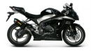 Akrapovic SUZUKI GSXR1000 K9 - L1 Slip-On Kit  Hexagonal Carbon Silencers