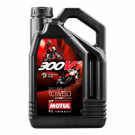 Motul 300V 10W50 Road Racing Engine Oil 4 Ltr