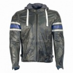 Richa Toulon Jacket - Black/Blue