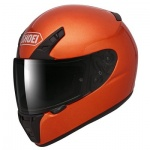Shoei RYD Plain  - Tangerine Orange