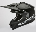 Scorpion VX15 Air Evo - Gloss Black