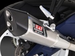 Yoshimura R11 GSXR 600-750 11-19 Twin Outlet Sta Carbon Silencer