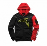 Alpinestars GP Plus Classic Fleece Black & Red