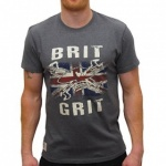 Red Torpedo Guy Martin - Gear with Grit Brit